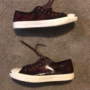 Jack Parcell converse size 9 pre owned